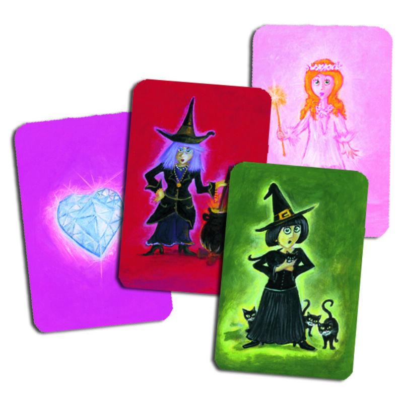 Diamoniak Djeco kártyajáték 5-9 éves korig