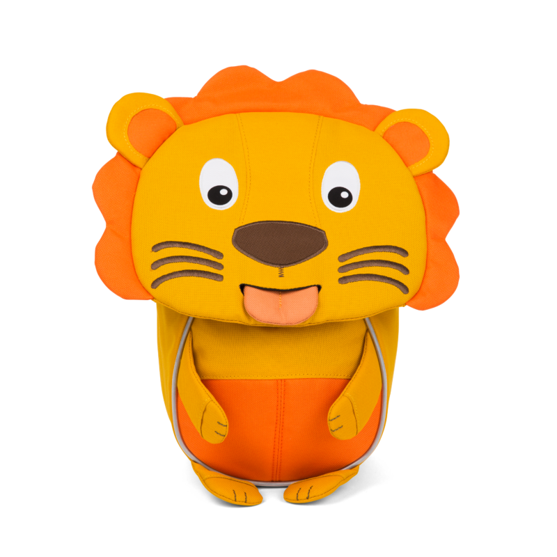 Affenzahn Minihátizsák Lena Lion, az oroszlán, 1-3 éveseknek
