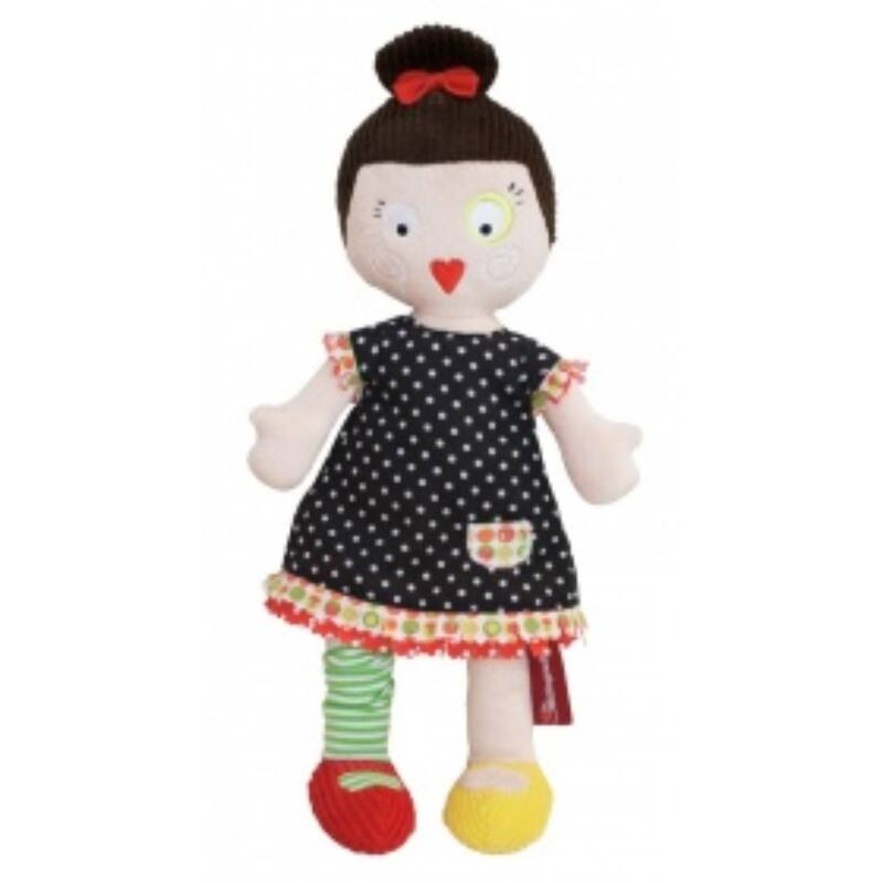 Mistinguettes - Lucette baba - 4 éves kortól