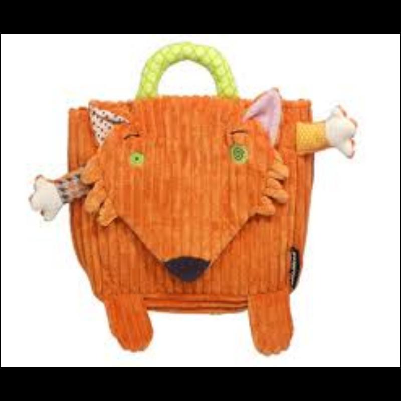 Kitschos róka hátizsák