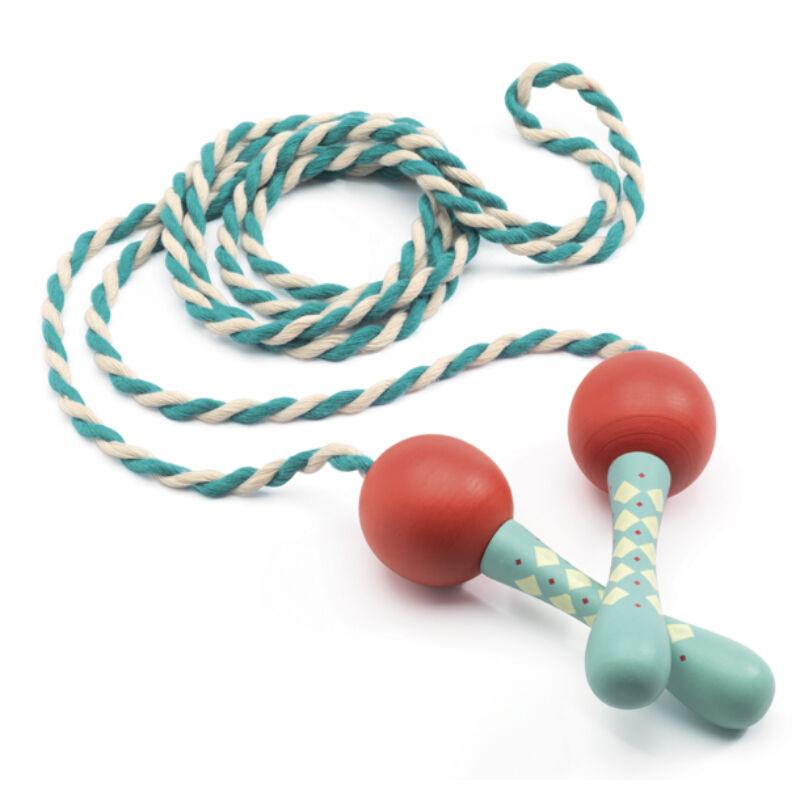 Ugrálókötél - fiúknak, Djeco mozgásfejlesztő játék, 5 éves kortól