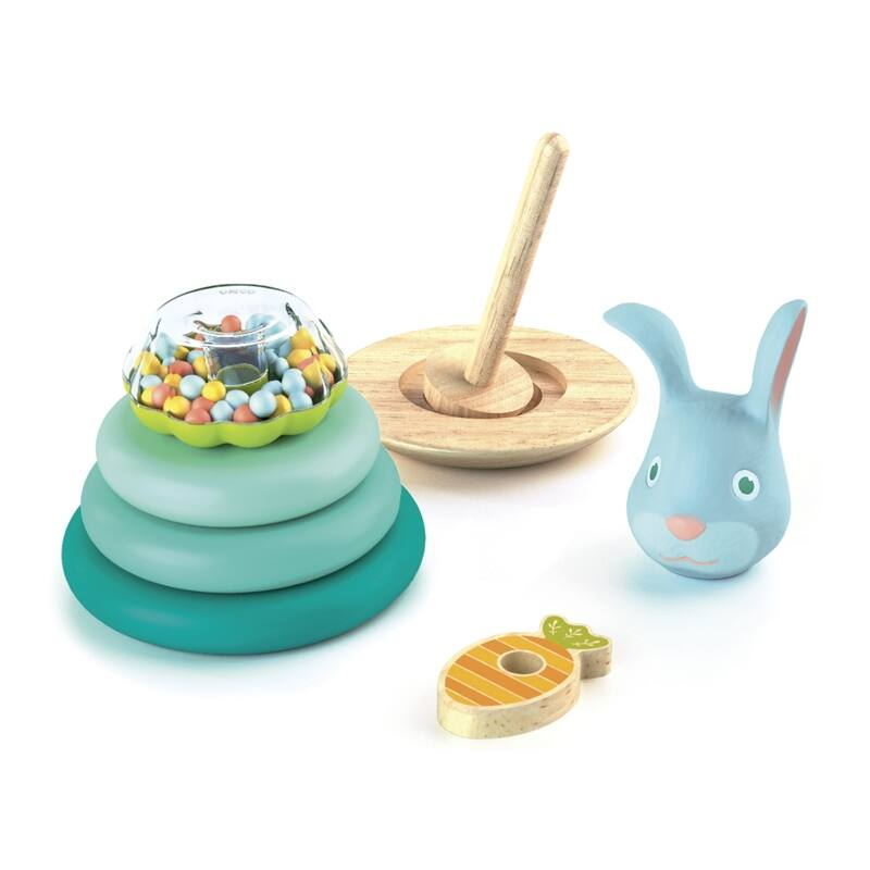 Korai fejlesztő- Montessori nyúl