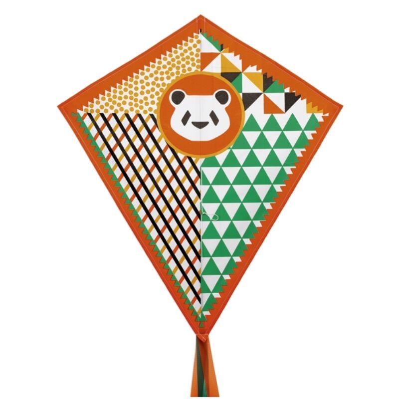 Papírsárkány Panda - Djeco játék 5 éves kortól