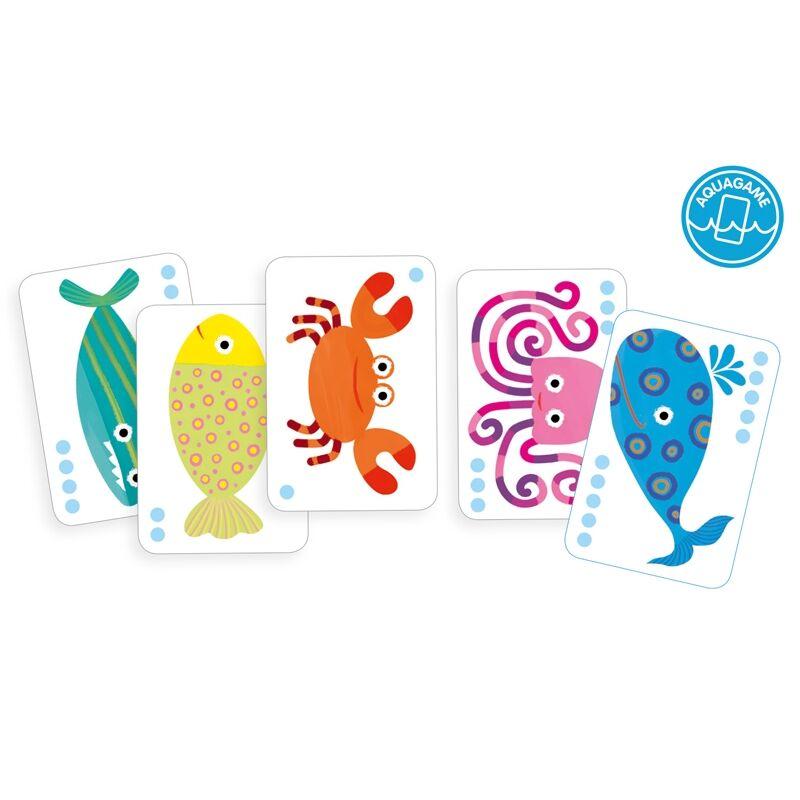 Kártyajáték - Párban páran, Djeco kártyajáték 4-8 éves korig