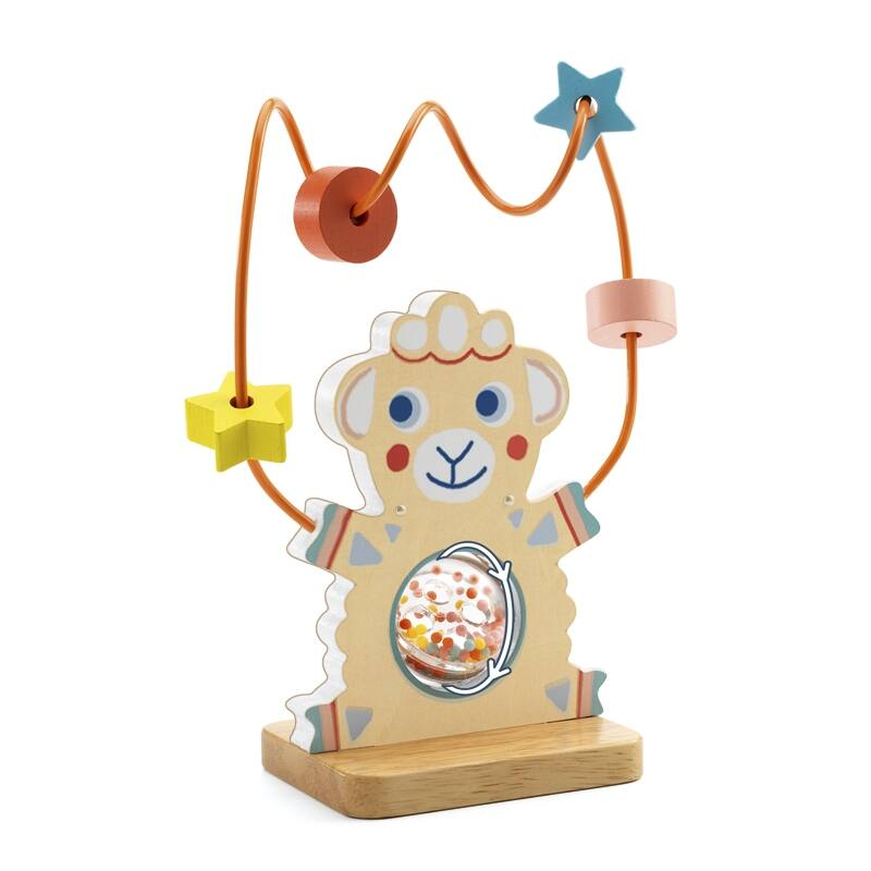 Felfedező játék - Bal-jobb Barika - BabyActivity