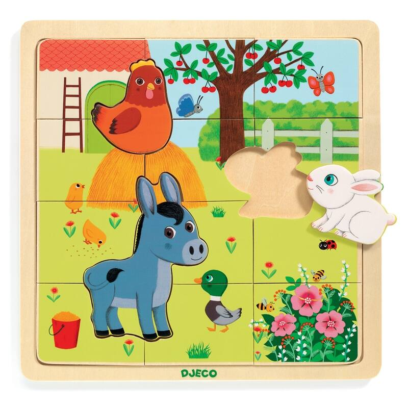 Képkirakó, puzzle - Tanya puzzle