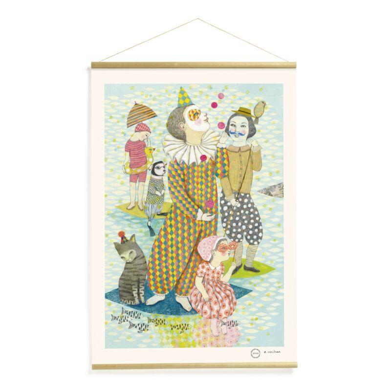 Falikép - Víz és álom, Djeco dekoráció 0-99 éves korig