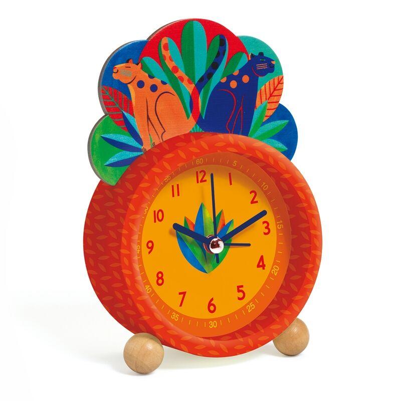 Ébresztőóra - Vadóra, Djeco dekoráció 5 éves kortól