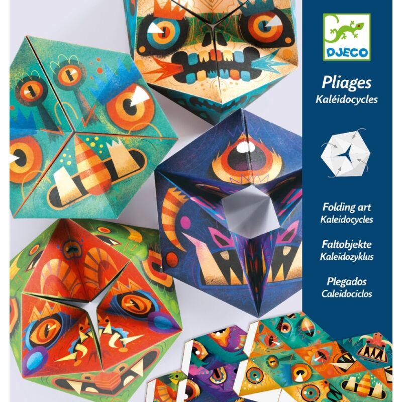 Origami - Flexmonsters, Djeco origami készlet
