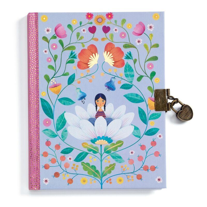 Titkos napló - Marie secret - Djeco napló 6 éves kortól