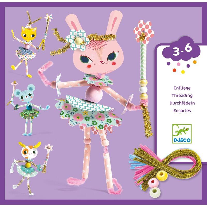 Figura készítés - Tündérkéim - My fairies