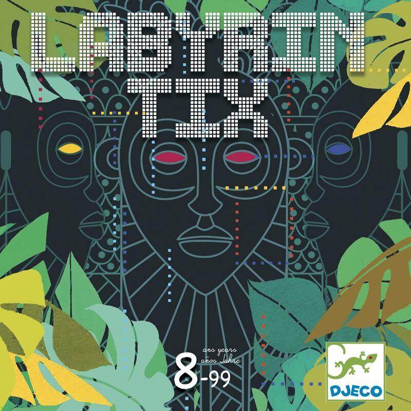 Társasjáték - Labirintus - Labyrintix