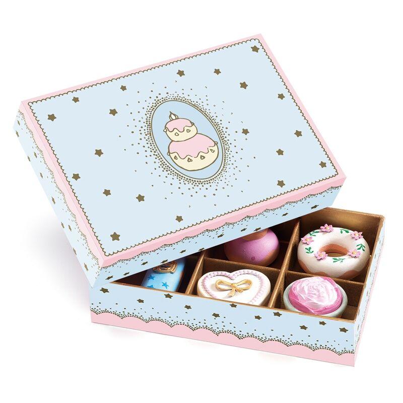Sütemény kollekció - Pastry set, Djeco szerepjáték