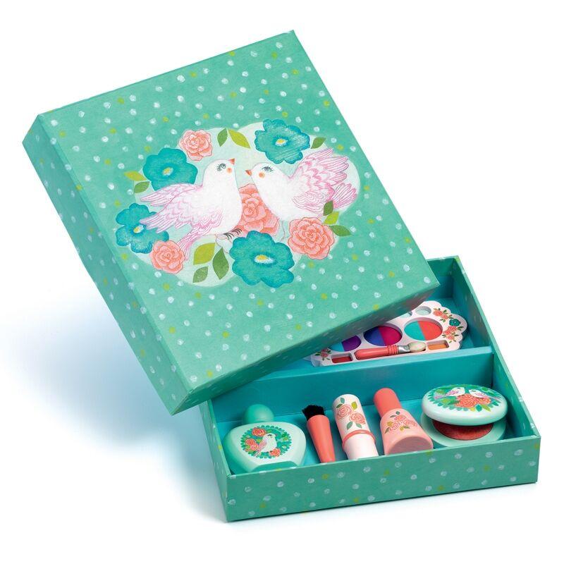 Djeco szerepjáték eszközök - Puderes doboz, 3-6 éves korig