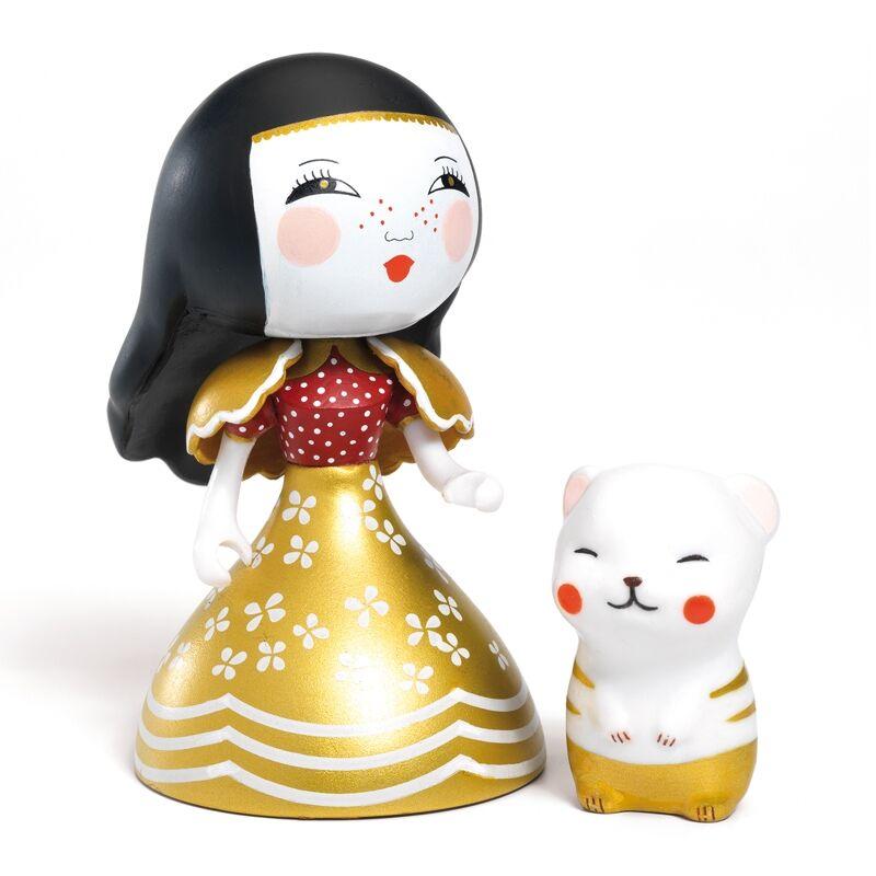 Hercegnő - Mona és Holdvilág - Djeco szerepjáték 4 éves kortól