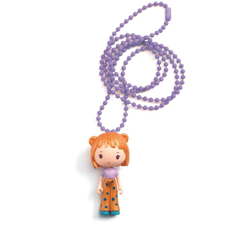 Álomvilág figurák - Annuska nyaklánc, Djeco ékszer 4 éves kortól
