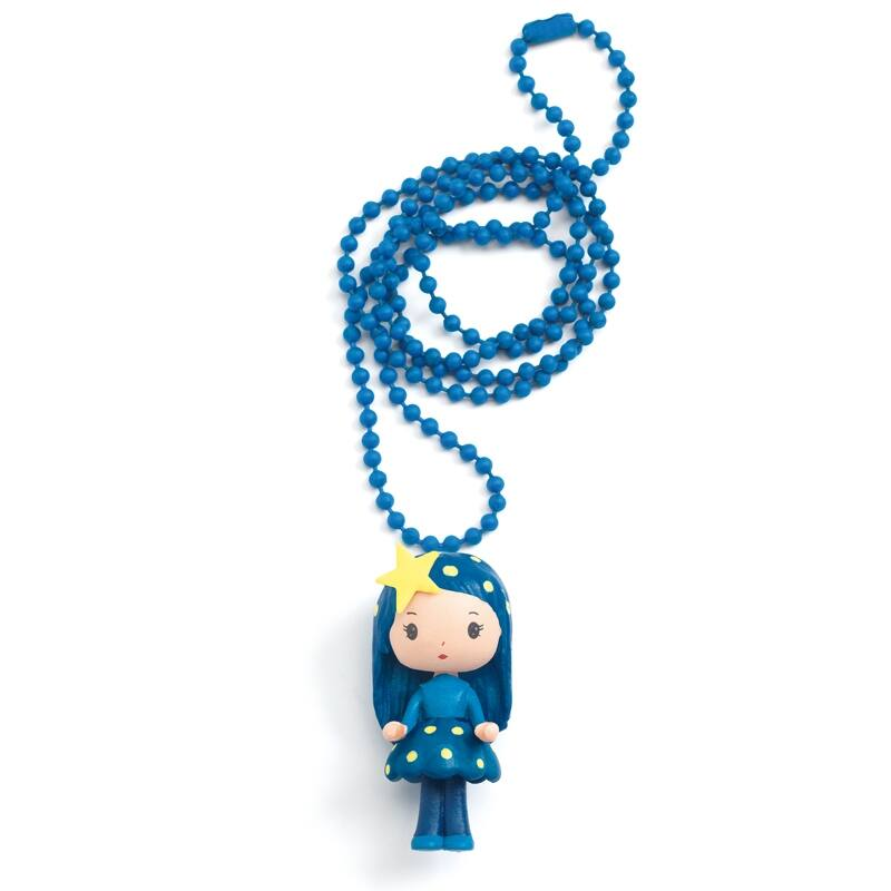 Álomvilág figurák - Lujzi nyaklánc, Djeco ékszer 4 éves kortól