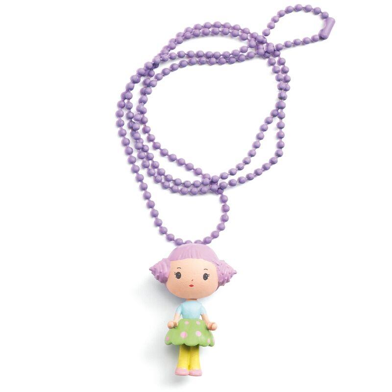 Álomvilág figurák -Édeske nyaklánc - Djeco ékszer 4 éves kortól