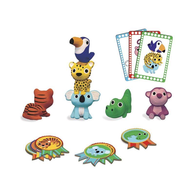 Társasjáték - Egy kis cselekvés, Djeco társasjáték 2-5 éves korig