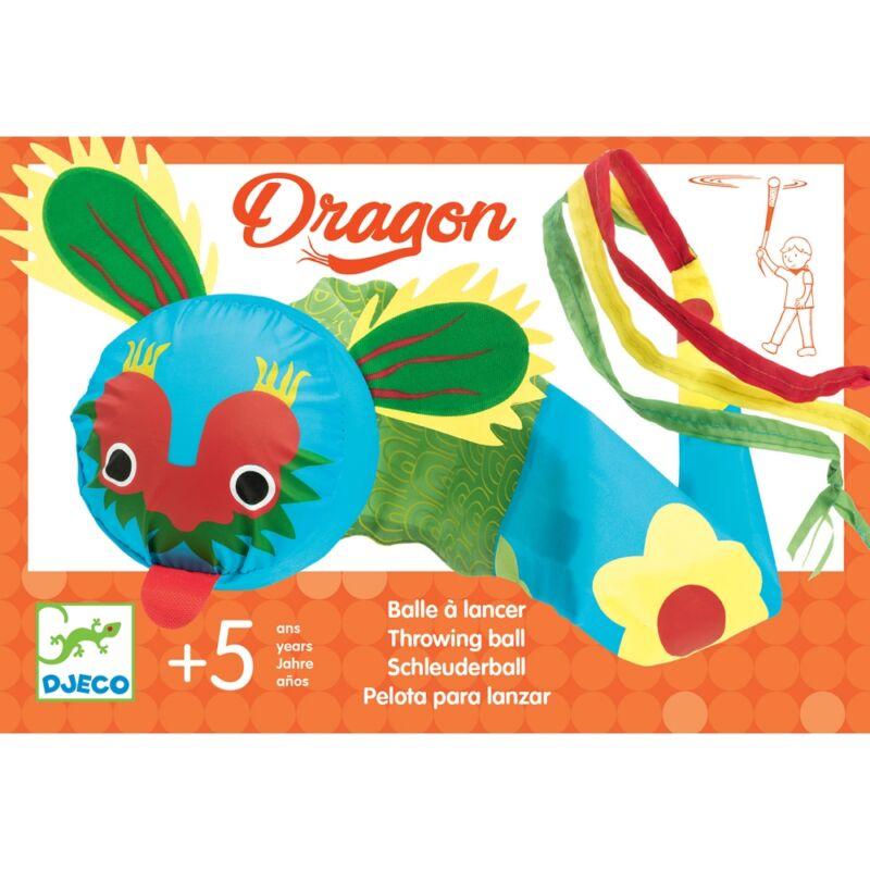 Labdadobó - Sárkányos - Djeco fejlesztő játék 5 éves kortól