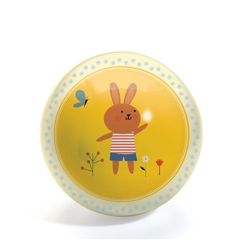 Gumilabda - Cuki - Sweety ball - Djeco játék 2 éves kortól