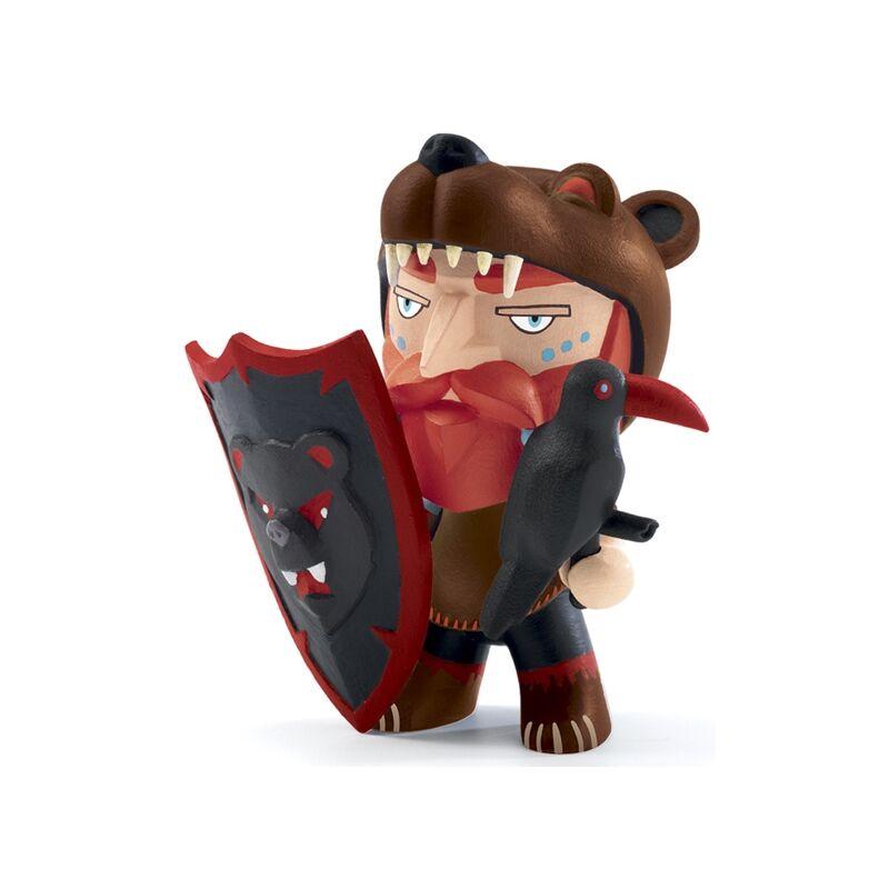 Lovag, medve álarccal - Arty Toys, Djeco játék 4-12 éves korig