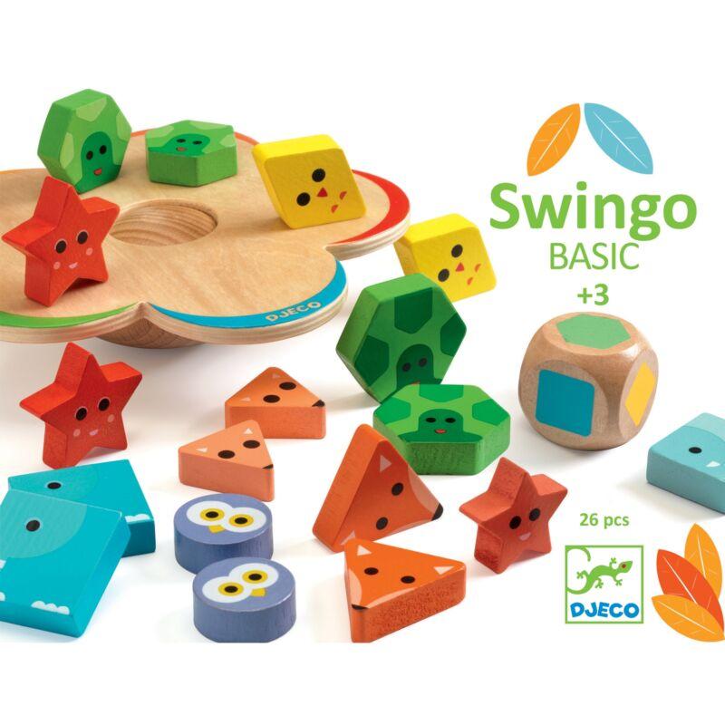 Egyensúlyban - Djeco építő- és társasjáték 3-6 éves korig