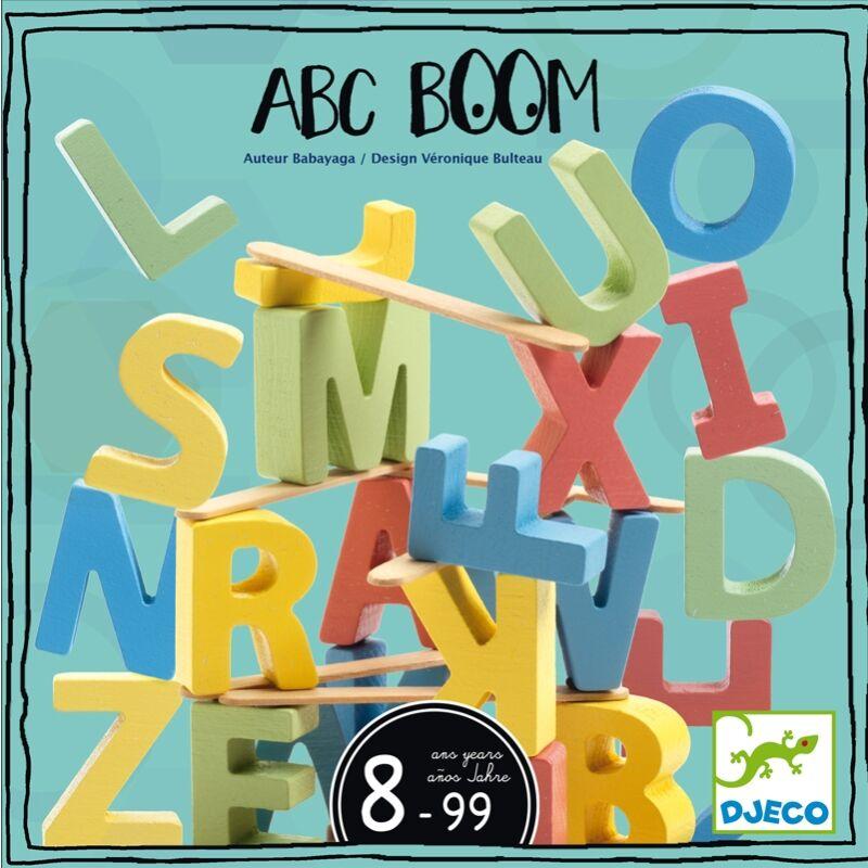 ABC Boom - Djeco társasjáték 8-99 éves korig