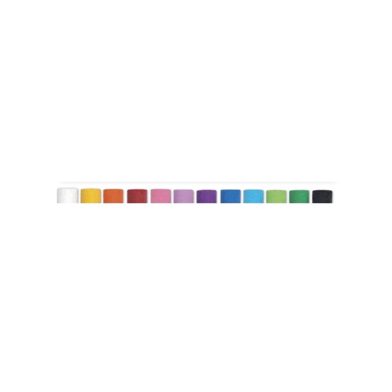 Olajpasztell készlet - 12 klasszikus szín - Djeco kreatív készlet 6-99 éves korig