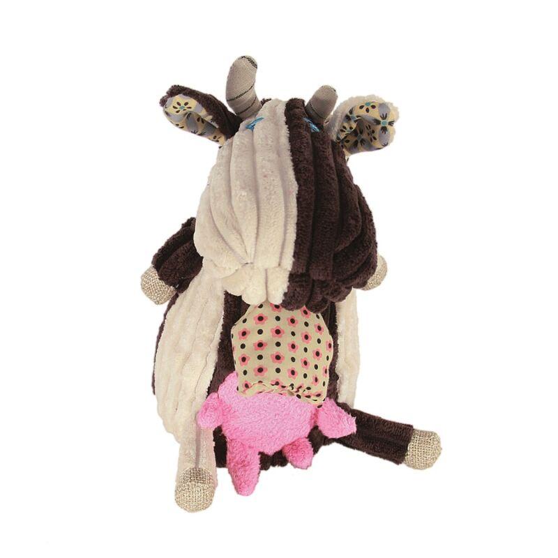 Zenélő plüss tehén - Milkos, Bébijáték