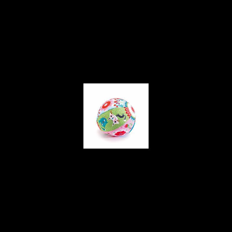 Textilhuzat lufira / cicás, Djeco kreatív játék 2 éves kortól