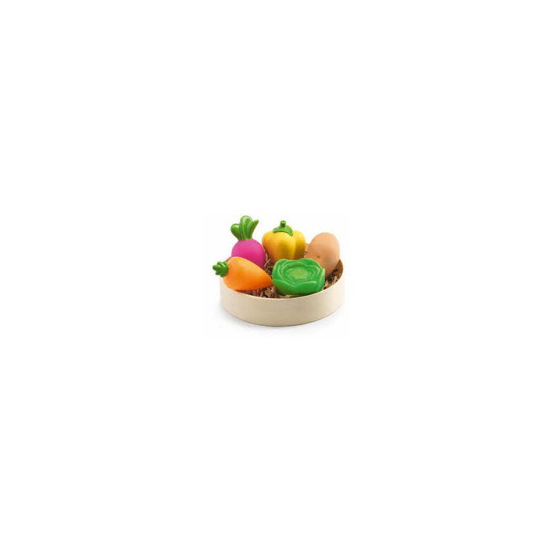 Zöldségek - szerepjáték - Djeco játék 3-6 éves korig
