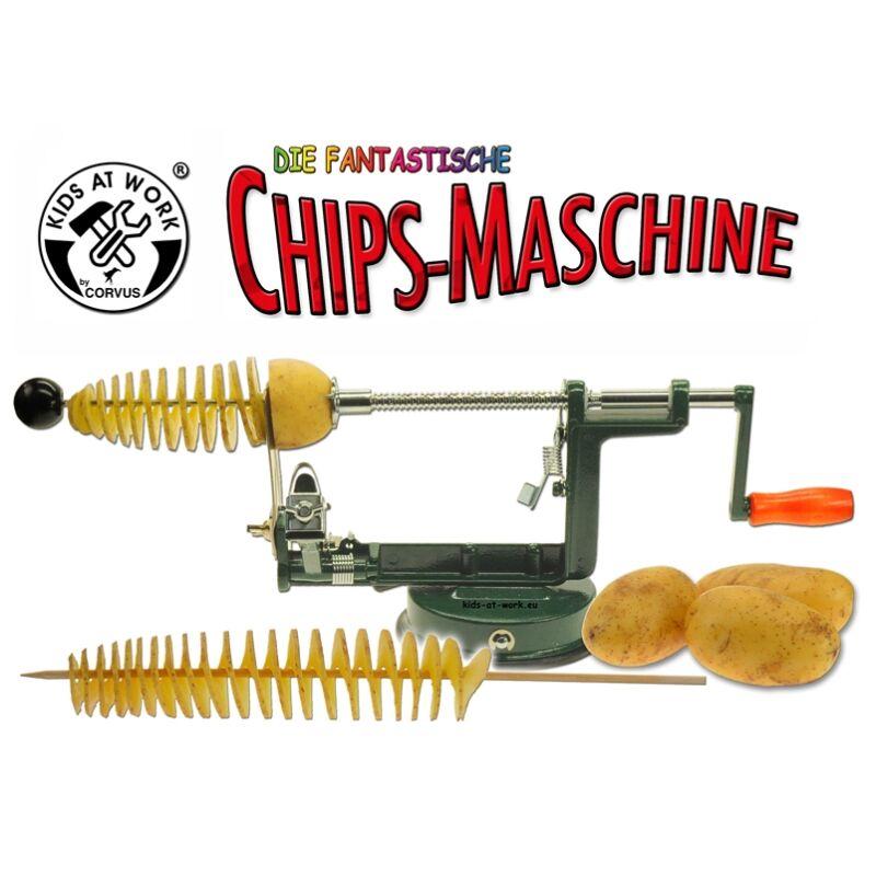 Chips készítő, Kids at work, 8 éves kortól