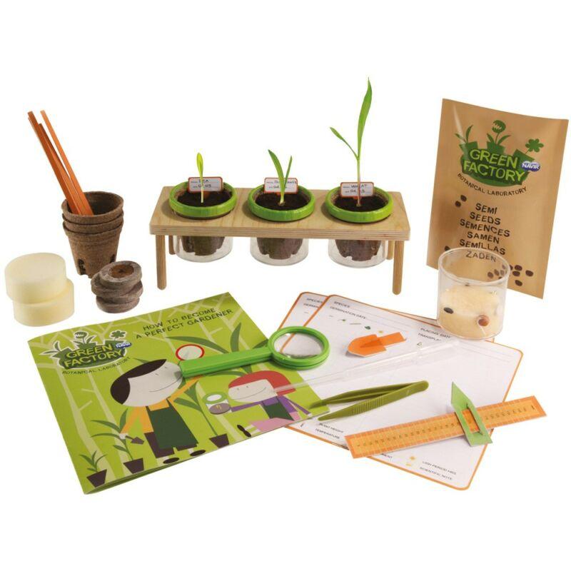 Növénytani laboratórium - Navir
