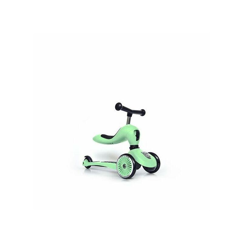 Scoot and Ride Highwaykick1 2 in 1 kismotor és roller kiwizöld