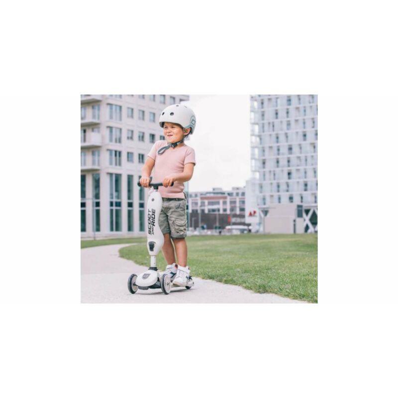 Scoot and Ride Highwaykick1 2 in 1 kismotor és roller szürke